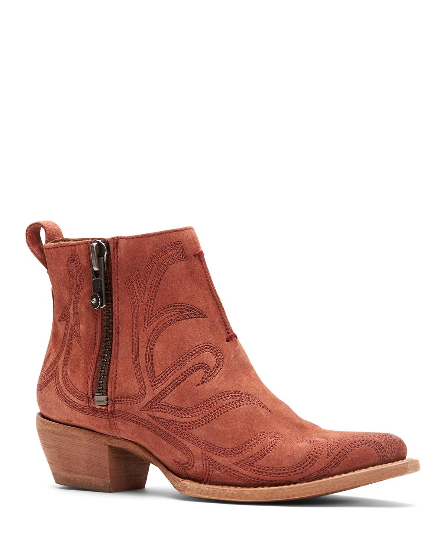 Frye Boots SACHA PRIMROSE SHORT BOOTIES