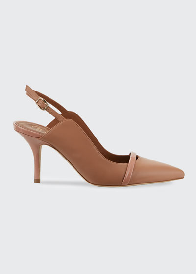 Marion 70mm Napa Slingback Pumps