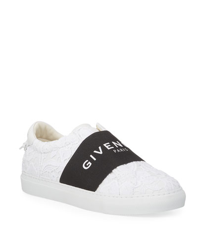 Urban Street Logo Low-Top  Sneakers