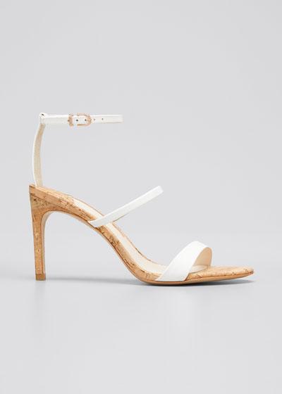 Rosalind Mid Leather Sandals