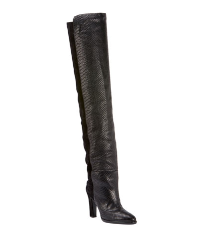 Mayfair Over-The-Knee Boots
