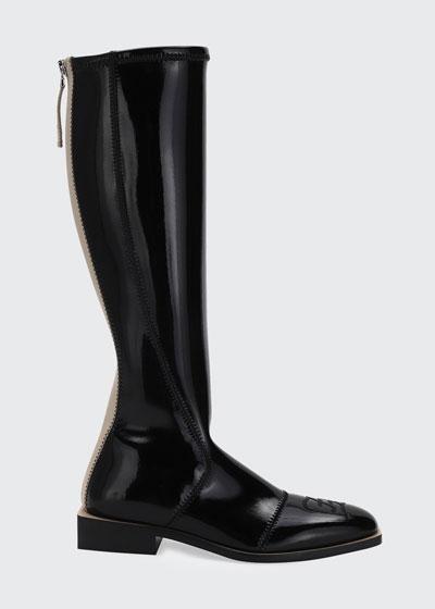 Neoprene Knee Boots