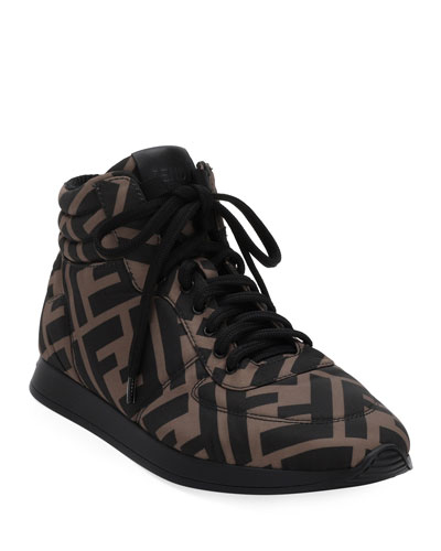 FFreedom High-Top Sneakers