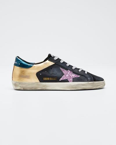 Superstar Multi Metallic Sneakers