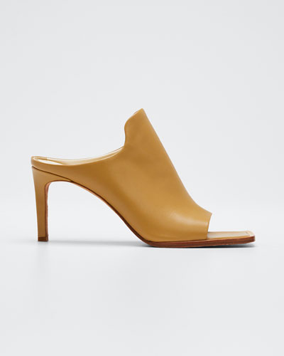 Andre Baby Calf Heeled Sandals