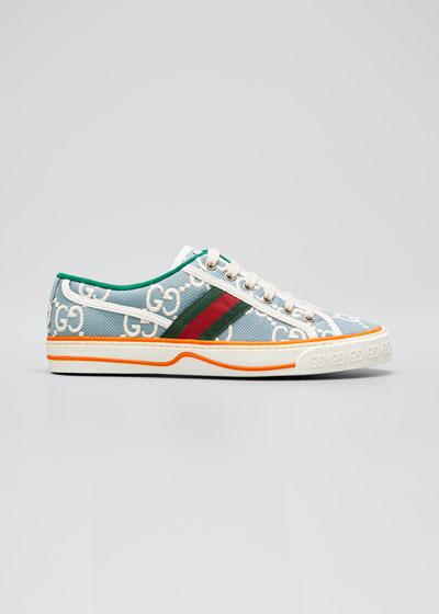 Vulcan 78 GG Cotton Web Tennis Sneakers