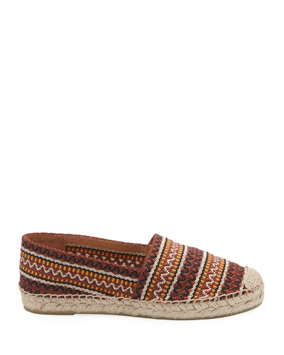 20mm Embroidered Espadrilles