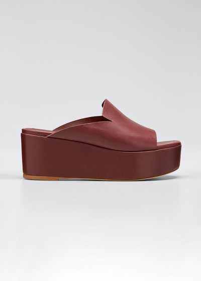 Dimitri Baby Calf Platform Sandals