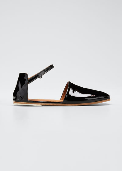 Spatolona Cinturino Ballerina Flats