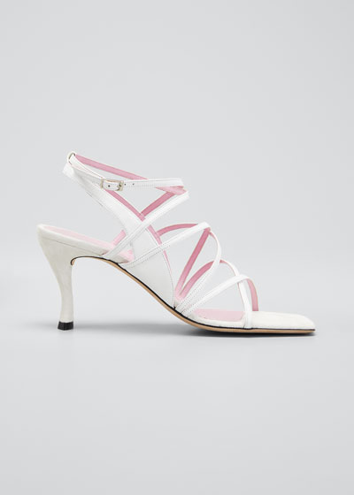Christina 70mm Strappy Sandals