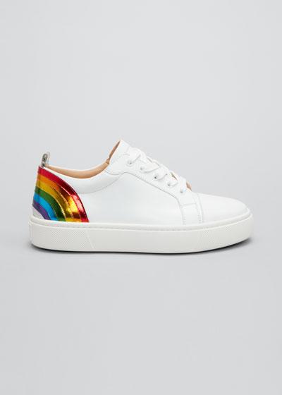 Arkenspeed Rainbow Low-Top Sneakers