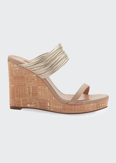 Rendez Vous Wedge Sandals