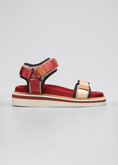 Ankle-Strap Sport Sandals