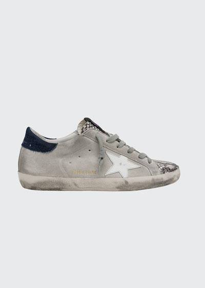 Golden Goose Suede Superstar Sneaker