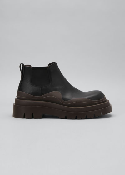Storm 10mm Lugged Low-Top Ankle Boots