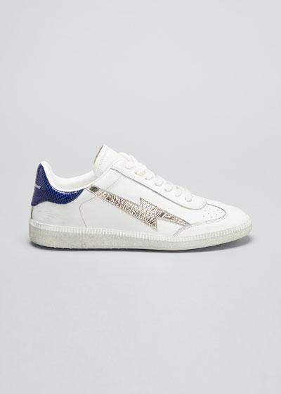 Bryce Low-Top Tennis Sneakers