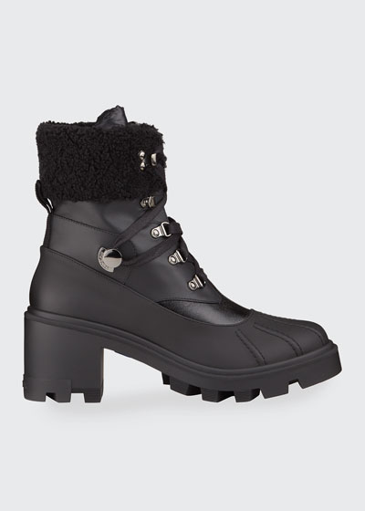 Corinne All-Weather Hiker Boots