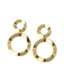 Ippolita Snowman Post Earrings