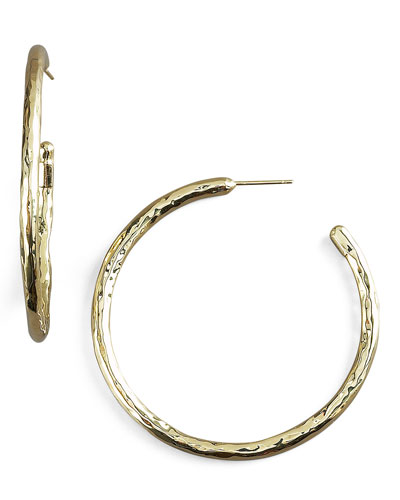 Glamazon Gold Hoop Earrings