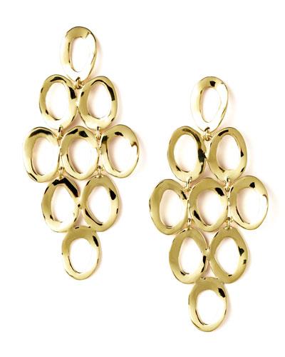 Open Cascade Earrings