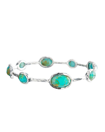 Rock Candy Turquoise Bangle