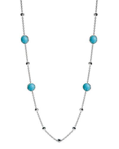 Lollipop Turquoise Necklace, 37