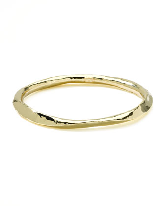 Glamazon Knife-Edge Bangle