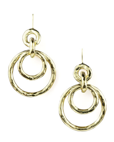 Glamazon Jet-Set Earrings, Mini