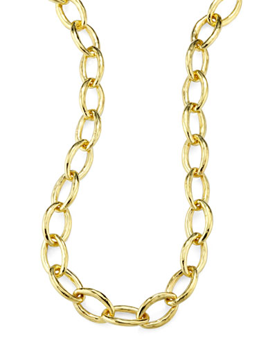 Glamazon 18k Gold Mini Bastille Necklace