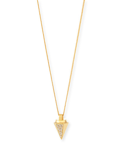 Thea Crystal Necklace