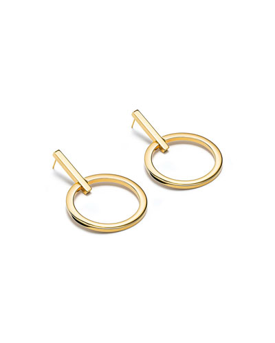 Antonia Hoop Earrings