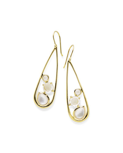 Ippolita 18K Rock Candy Drop Dangle Earrings in