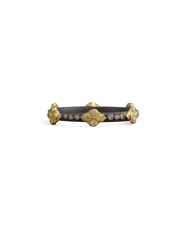 Armenta CRIVELLI DIAMOND RING, SILVER