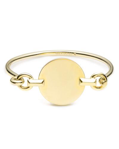 Token Tension Cuff Bracelet