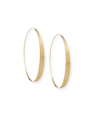 Bond XL Glam Magic Hoop Earrings