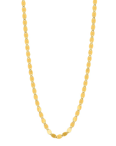 Bond Mega Nude Single-Strand Necklace, 30