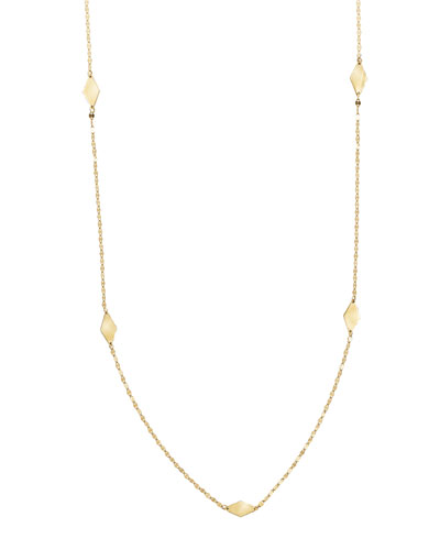 Ombre Kite Necklace, 20