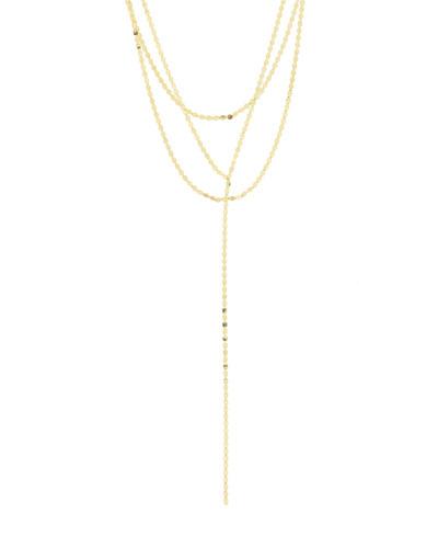 Tri Multi Blake Chain Necklace