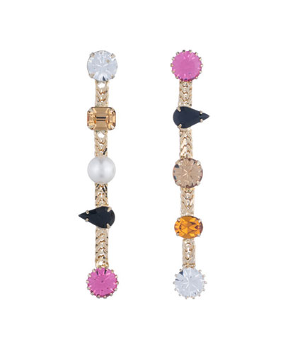 Walse Crystal Statement Earrings