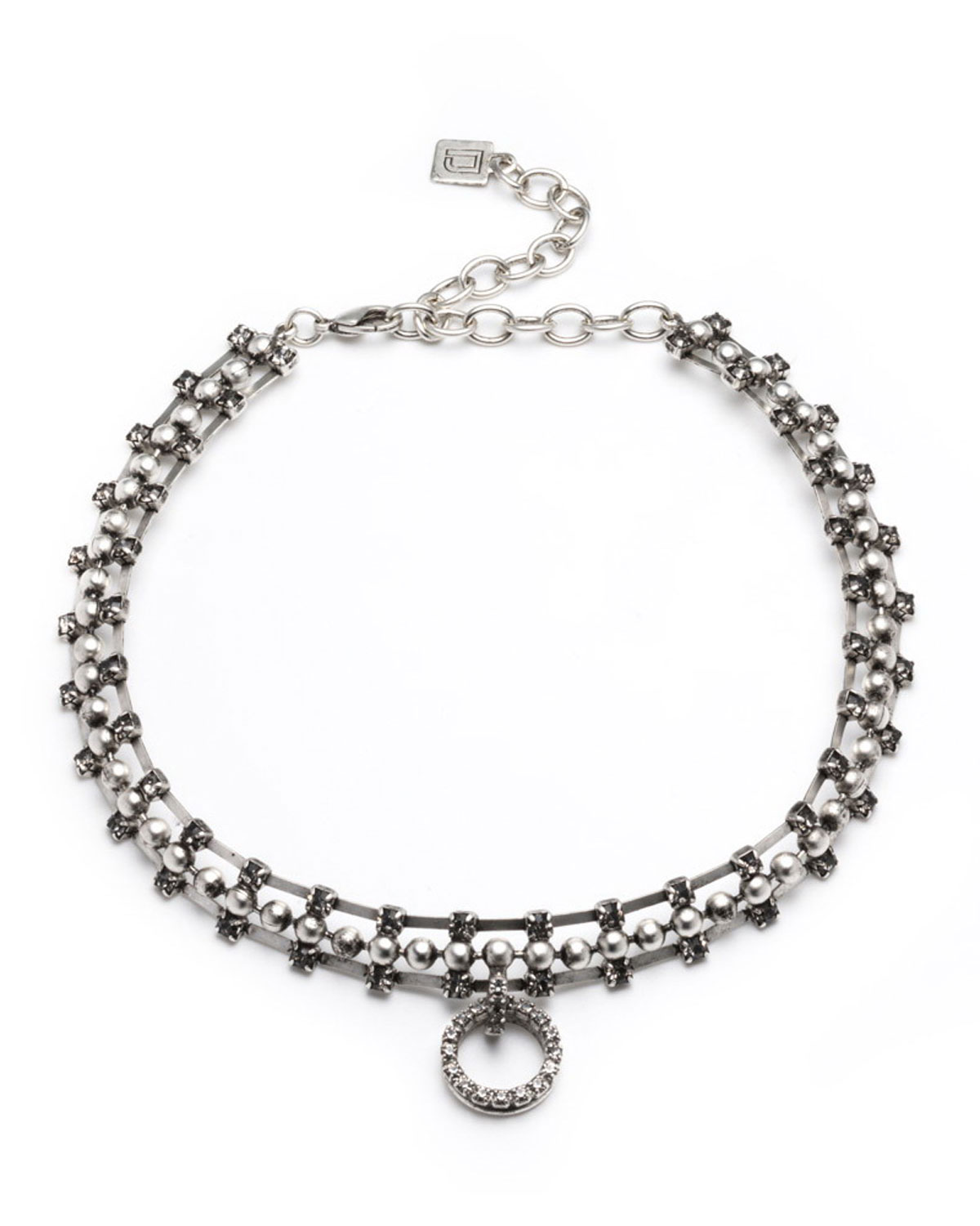 Vixie Pearly Statement Necklace