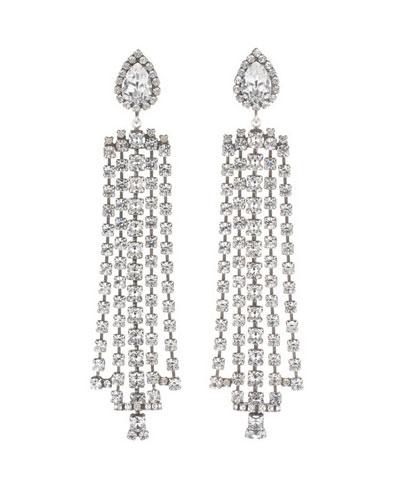 Sade Crystal Statement Earrings