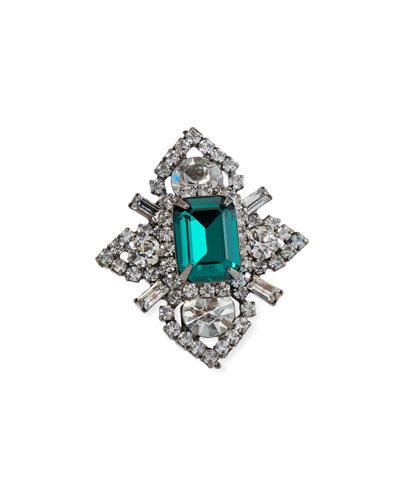 Eden Crystal Ring