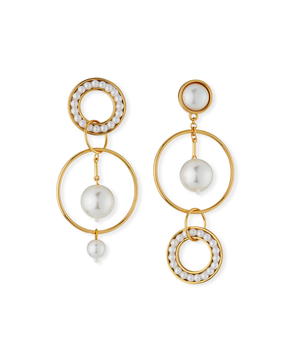 Mignonne Gavigan MIKA MISMATCH EARRINGS