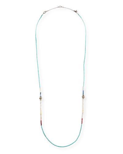 New World Beaded Necklace