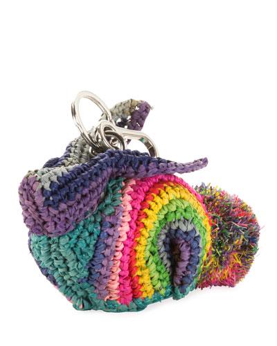 x Paula's Ibiza Rainbow Bunny Charm