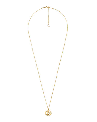 GG Running 18k Gold Necklace
