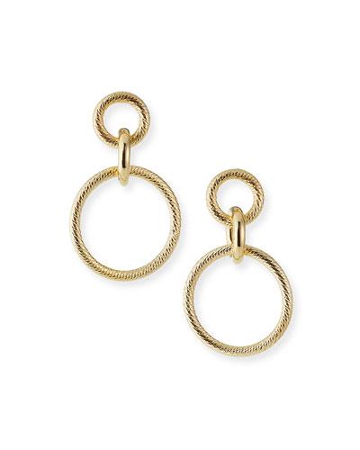 Wes Hoop-Drop Earrings