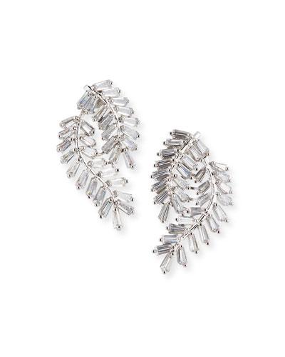 Fern Swag Earrings