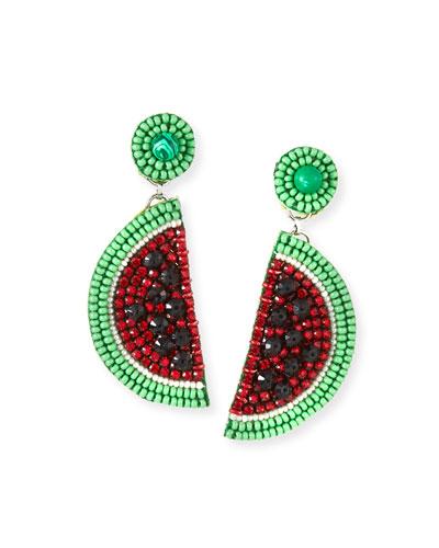 Le Melon Drop Earrings