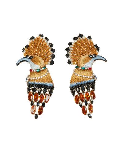 Palace Bird Earrings